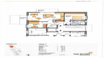 Germering - 3 Zimmerwohnung mit tollem Grundriss (Neubau)