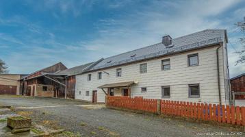 Bauernhof, ideal auch für Pferdehaltung