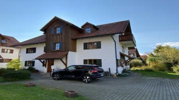 Gepflegtes 1-Zimmer-Appartement mit Balkon in Weitnau