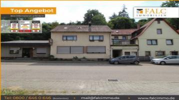 Zwei Häuser - 1000 Möglichkeiten - Viel Platz - Viele Räume - Viel Potenzial - Packen Sie es an!!