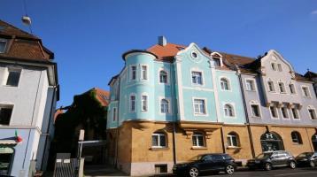 Schönes Jugendstilhaus mit 4 Wohneinheiten in bester Lage am Dutzendteich