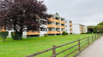 Apartment, Penzberg Stadtzentrum, grün, ca.36 qm, TG