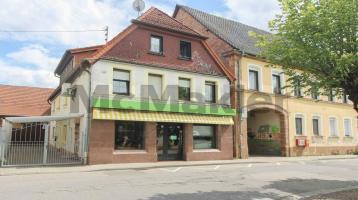 Großes WGH mit 8 Wohnungen und 1 Gewerbeeinheit für aktive Anleger in Trippstadt