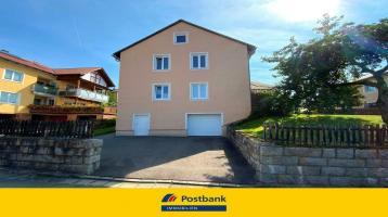 Erbpacht! Gepflegtes Einfamilienhaus mit Terrasse, großem Garten und Garage in Oberviechtach!