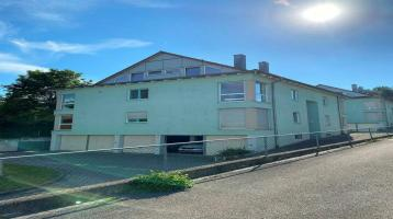 Gepflegte 3 Zimmer Erdgeschosswohnung in Treuchtlingen