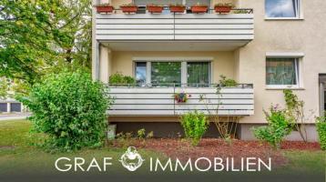 Attraktive Kapitalanlage! Stilvolle Hochparterre-Wohnung in ruhiger Lage