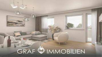 Geräumige Wohnung mit 2 Balkonen - Nähe Olympiapark - ERBPACHT