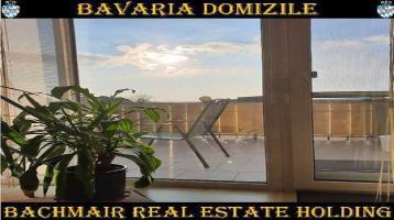 ***BAVARIA DOMIZILE: TRAUMHAFTE MAISONETTE-WOHNUNG MIT HERRLICHEN AUSBLICK!***