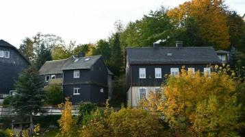 2 Wohnhäuser und Gartengrundstück in bester Wohnlage