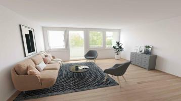 Verwirklichen Sie Ihre Wohnideen: Große 4-Zi.-ETW mit Balkon und Stellplatz bei München