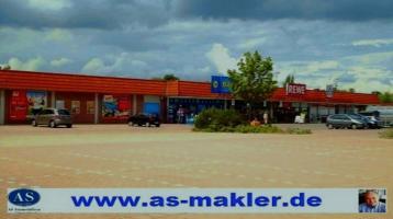 Projektentwickler, Einkaufszentrum (Leer) auf 23700 qm Grundstück