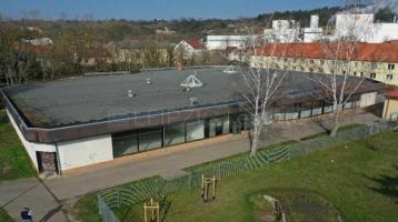 2.000m² Handels-, und Dienstleistungsfläche sucht neuen Nutzer, Kleine EKP für nur 182,50 Euro/m² !!
