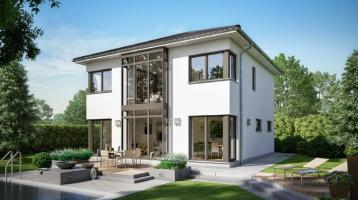 Architektenhaus mit eigenem Charakter! (KfW-Effizienzhaus 55)