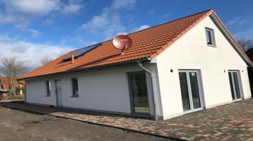 Grundstück mit geplanten Einfamilienhaus auf der Insel Rügen
