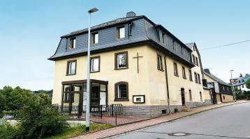 Attraktives Wohn- und Geschäftshaus in Schneeberg (Erzgebirge)