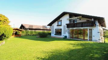 Gemütliches Zuhause mit Potenzial: EFH mit großem Garten in grüner Lage nahe Kempten