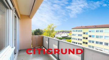 Garching - Charmantes Ambiente mit ruhigem Balkon und Gestaltungspotential