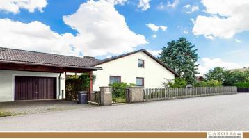 Interessantes Wohnhaus mit Entwicklungspotential. Nahe Landshut