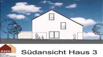 ++ KfW 55 Neubauprojekt: Reiheneckhaus in Lenting ++