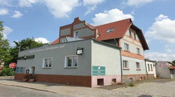 Landhotel in der Niederlausitz mit flexibler Zukunft