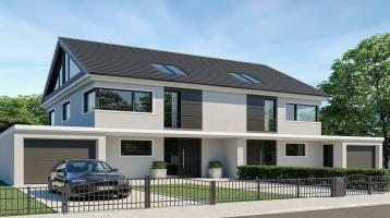 Neubau - Doppelhaushälfte in Gilching