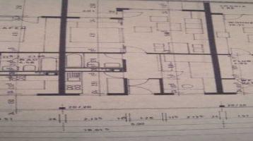 Provisionsfreie ruhige 2,5-Zimmer-EG-Wohnung mit Südbalkon und Einbauküche in Enzklösterle