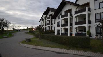 Traumhafte 3 Zimmer Wohnung in Panoramalage mit Balkon ins Grüne