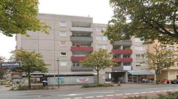 Charmantes und bezugfreies Apartment in ruhiger City-Toplage mit Fahrstuhl und Tiefgaragenstellplatz