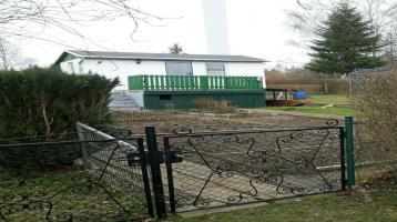 Verkaufe Gartenhaus auf Pachtland in Ilmenau
