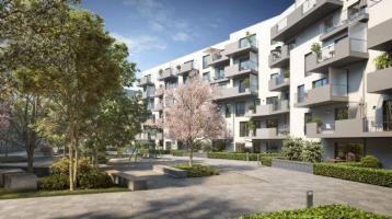 2 Zimmer-Wohnung mit Süd-West-Balkon | NEU in Obermenzing
