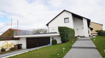 Vermietetes Zweifamilienhaus in ruhiger Lage