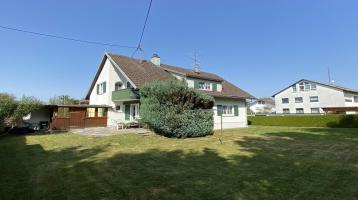 Einfamilienhaus mit ELW und schönem Gartengrundstück in Isny im Allgäu