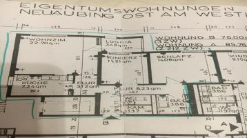 Wohnung zur Kapitalanlage zu verkaufen