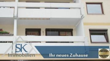 Schöne 2 Zi-Wohnung ca. 47m² mit Ostbalkon
