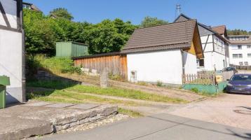 Großes Grundstück mit Möglichkeit zum Hausbau in Marienheide