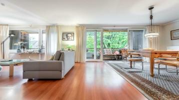 Seltene Gelegenheit! Erstklassige Penthouse-Wohnung im Stadtkern