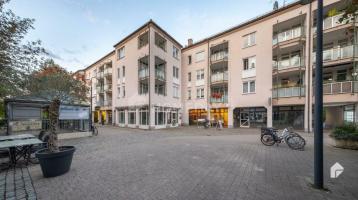 Vermietete Zweizimmerwohnung mit Balkon in zentraler Lage von Unterschleißheim
