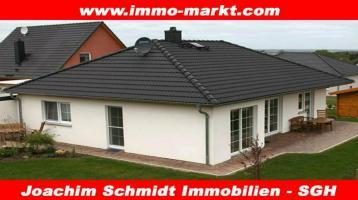 Schöner FIBAV Massivhaus Bungalow in 06343 Mansfeld