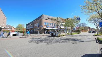Bargteheide Stadtzentrum: Großzügige, gut gelegene Gewerbeeinheit mit freier Grundrissgestaltung - 3 Stellplätze + Keller und vielen Werbeflächen am Haus