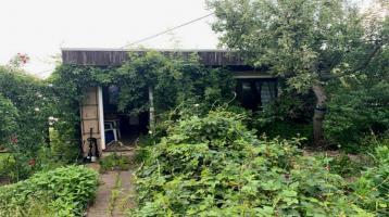 """Garten mit Massiv-Haus in Gera – Gartenanlage """"Blütenduft"""""""