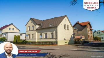Tolles Investment - Mehrfamilienhaus mit großzügiger Wohnfläche