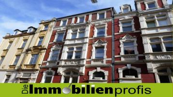 1460 - TOP-Investment: 2 Zi.-Eigentumswohnung in denkmalgeschütztem Mehrfam.Haus in Hof