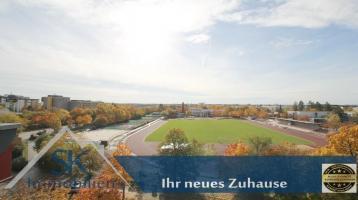 Gehobene 3 Zi.Wohnung, ca. 75m² mit Südbalkon und toller Fernsicht in 82110 Germering