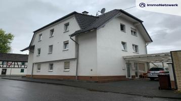 RESERVIERT !!!! Gepflegtes 4-Familienhaus mit 4 Stellplätzen im Zentrum von Eitorf