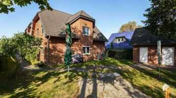 Vermietetes Mehrfamilienhaus mit tollem Garten in Petershagen