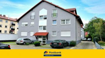 Attraktive 2 ZKB mit Balkon und PKW-Stellplatz!