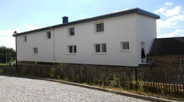 Schickes Einfamilienhaus mit Gewerbe in Unterprölitz