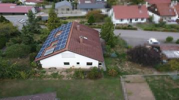 Einfamilienhaus mit großem Grundstück in Nagold-Emmingen