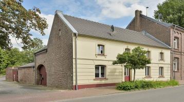 'Historisches Bauernhaus im Dorfzentrum von Waldfeucht.....'