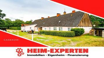 Vermietetes Mehrfamilienhaus mit 3 Parteien auf großem Grundstück